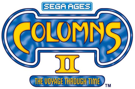落ちものパズルゲームの名作「SEGA AGES コラムスⅡ」ニンテンドーeショップにて配信開始!