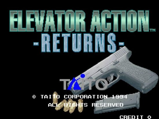 「ルナーク」「エレベーターアクション リターンズ」収録のサントラが10月30日に発売決定