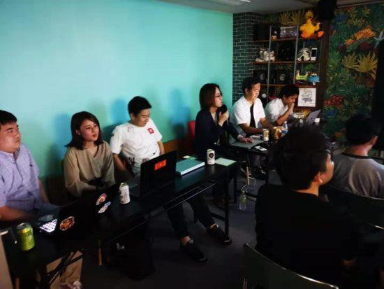 ChinaJoyの報告会に参加して来ました