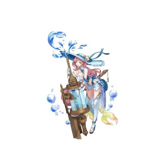 スマホゲーム「ArkResona(アークレゾナ)」が30万DLを突破、「クロナ」の水着や新キャラ「ナナミ」が手に入る夏イベントを開始