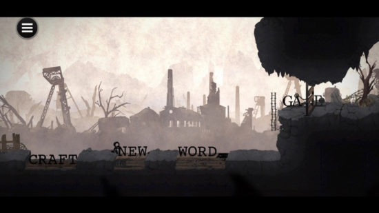 「言葉」の力で道を切り拓け!英単語の学習にもなるアクションワードパズル「TYPOMAN」