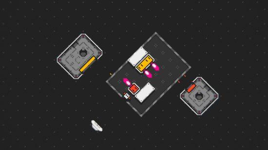 ブロックが推進力を持つパズルゲーム「ロケットパズル」の動画が公開、東京ゲームショウ2019にも出展