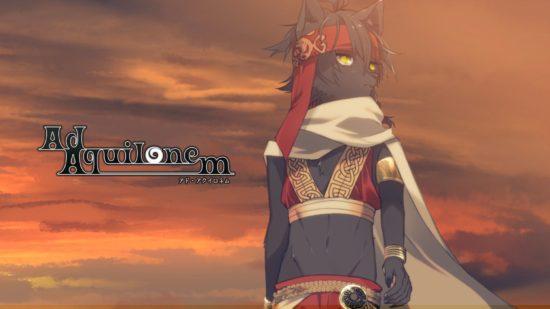 けもキャラ×スピードアクション「Ad Aquilonem」が「東京ゲームショウ2019」で公開