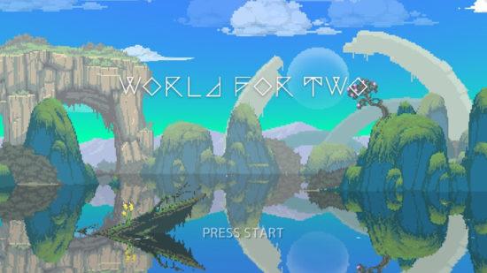 滅びた世界でアンドロイドが生命を紡ぐ物語---「World for Two」