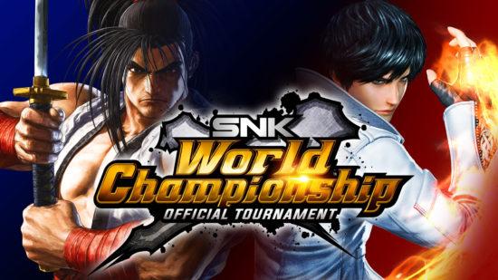 「SAMURAI SPIRITS」と「THE KING OF FIGHTERS XIV」の世界一を決める「SNK WORLD CHAMPIONSHIP」開催、賞金総額1,000万円以上