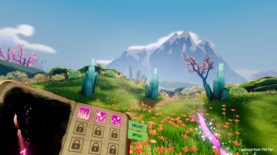 魔法の筆で誰でもアーティストに!PS4用ソフト「アッシュと魔法の筆」が10月10日に発売