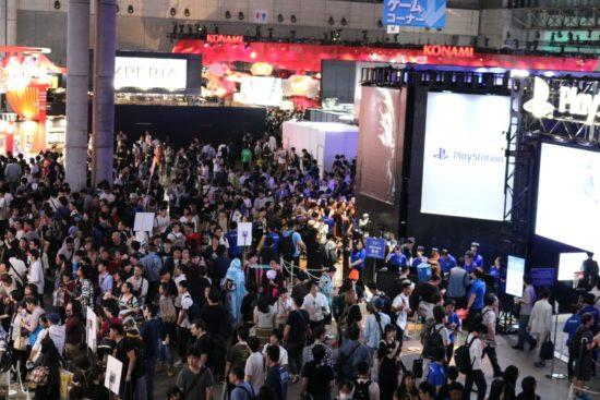 東京ゲームショウ2019の入場者数は3日目時点で昨年より若干減少、総来場者数は27万人前後のペース