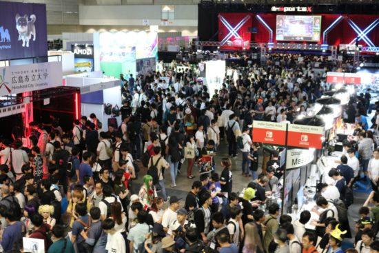 東京ゲームショウ2019の総来場者数は26万2,076人、5Gやeスポーツなどに注目