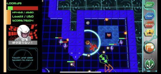無限の攻略法を追い求めるローグライク・メックシューター「サイバースカッド」が東京ゲームショウ2019に出展