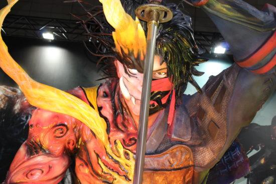 【東京ゲームショウ2019】圧巻&大迫力!注目のフォトスポットと展示を一挙紹介!