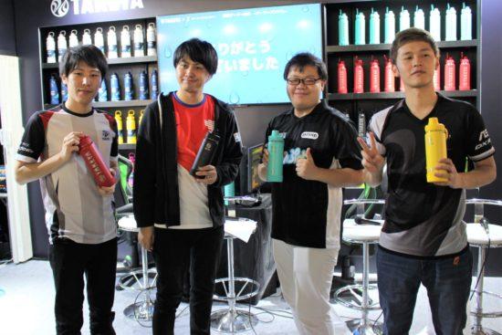 【東京ゲームショウ2019】各タイトルのトッププレイヤーが集結!eスポーツトークイベント「異種ゲーマー対談~ゲーマーズリアル~」レポート