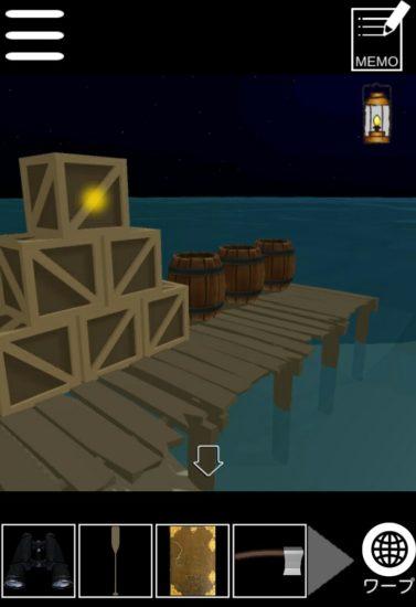 かわいいキャラクターが登場!初心者でも楽しめる脱出ゲーム「無人島からの脱出」