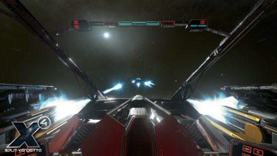 宇宙シミュレーションゲーム「X4:Split Vendetta」が東京ゲームショウ2019に出展