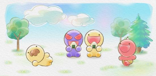 かわいいキャラクターが動くスマホ向け脱出ゲーム「ぺこぺこモグモグSOS」配信開始