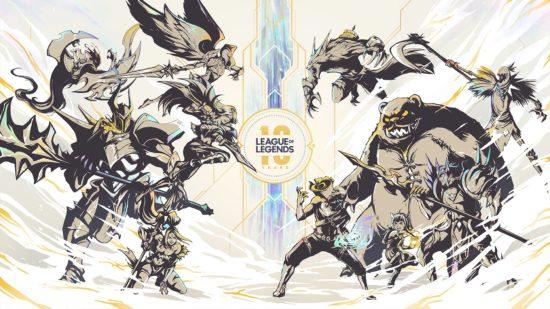 「リーグ・オブ・レジェンド 」 の世界を舞台にした複数の新作ゲームとアニメシリーズが発表!