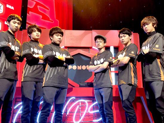 プロゲーマーチーム「PONOS」が「クラロワリーグ アジア2019」シーズン2にてプレイオフに進出