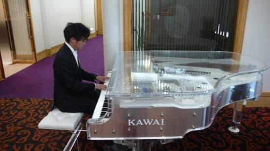 作曲家・椎葉大翼氏のピアノコンサートが京都で11月2日開催、株式会社room6と株式会社ポラリスエックスが特別協賛