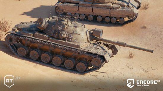 「World of Tanks enCore RT Demo App」配信開始、よりリアルなグラフィックでゲームを体験