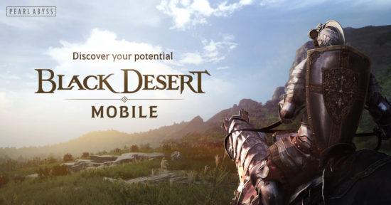 「黒い砂漠モバイル」グローバル版の事前登録者数が200万人を突破、10月24日より7ヵ国で先行配信