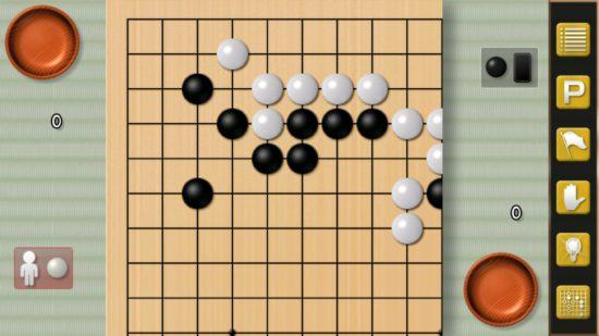 誰でも囲碁が楽しめる「遊んで囲碁が強くなる! 銀星囲碁DX」がGoogle Playにて配信開始
