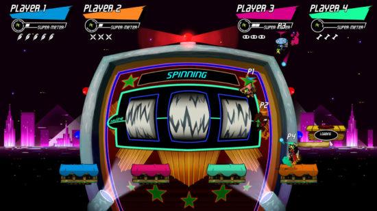 マルチ対戦型パーティーゲーム「スプラッシュ・ブラスト・パニック」PS4・スイッチにて配信開始、10%OFFセールも実施中