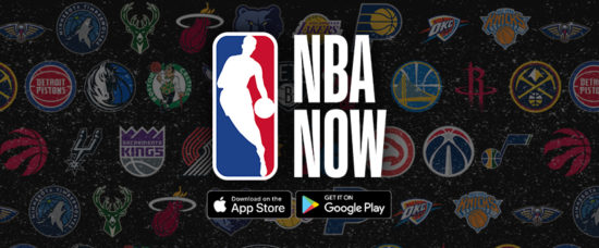 グローバルバスケットボールゲーム「NBA NOW」がGoogle PlayとApp Storeで配信開始!