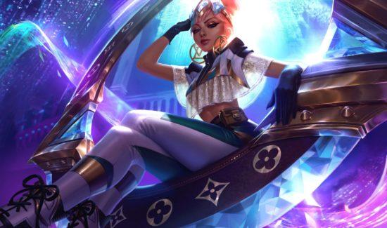 ライアットゲームズが新しいミュージックグループ「TRUE DAMAGE」を公開、LoLのスキンとしても登場