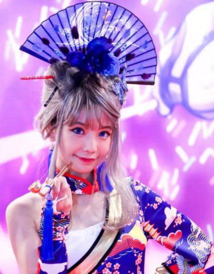 「妖怪正伝~もののけ山海経~」、妖怪キャラクターに扮したコスプレイヤーたちがハロウィンのタイミングで渋谷と池袋を練り歩く「百鬼夜行フェス」を開催