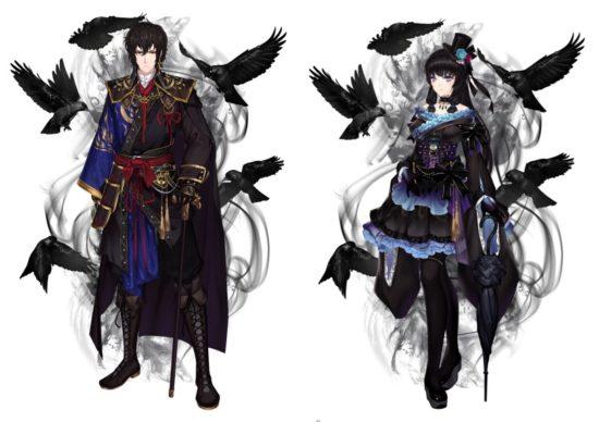 アドベンチャーゲーム「謀りの姫–TABAKARI NO HIME-」がハロウィン記念キャンペーンを開催