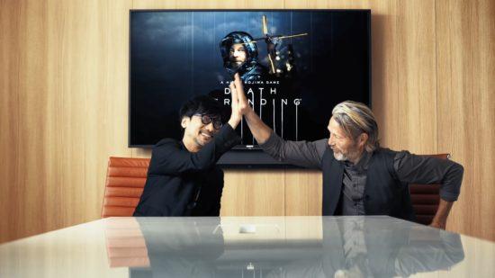 PS4用ソフト「DEATH STRANDING」、マッツ・ミケルセン氏と小島秀夫監督のスペシャル対談映像が公開