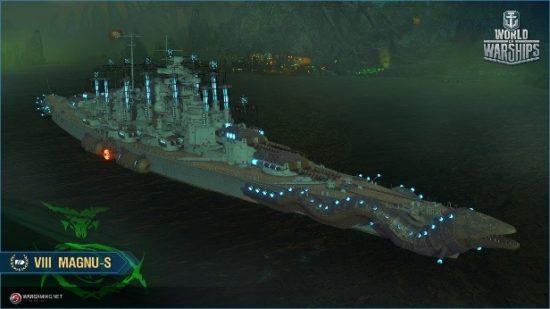 「World of Warships」がハロウィーンイベントを開催、新国家イタリアが技術ツリーに登場