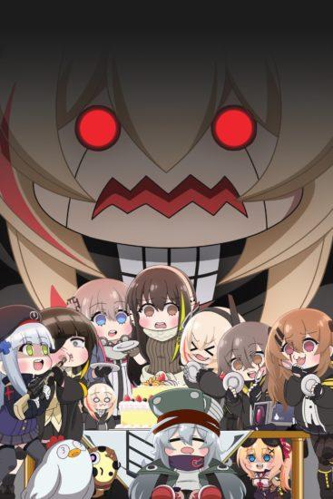 「ドールズフロントライン」新たな戦術人形登場、ミニアニメが10月4日から放送開始