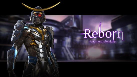 PSVR向けアクションゲーム「リボーン:サムライ アウェーケンス」配信開始、2480年に真田幸村が蘇る