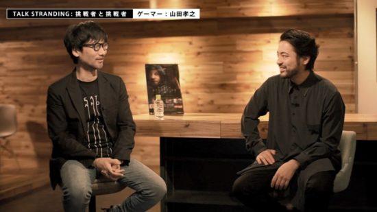 小島秀夫監督最新作「DEATH STRANDING」、小島秀夫監督と山田孝之さんのスペシャル対談映像を公開