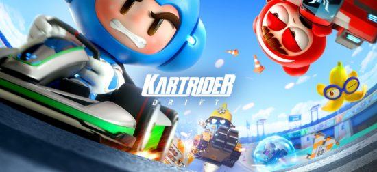 大ヒットした「カートライダー」のシリーズ最新作「KartRider: Drift」を発表