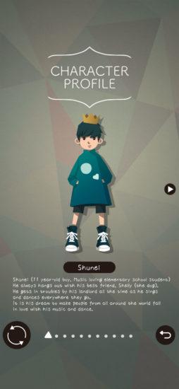 スマホ向けリズムアクションゲーム「B&D」が11月21日、App Storeにて配信開始