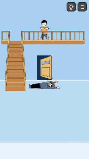 アイテムを使って泥棒を退治する脱出ゲーム「泥棒をやっつけろ!」