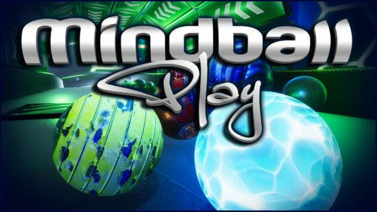 物理エンジン×ボールのアクションレーシング、Switch「Mindball Play」が11月28日に発売