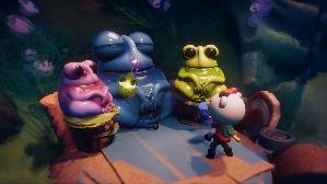 まだ見ぬインディーズゲームを楽しめる場所!PS4用ソフト「Dreams Universe」