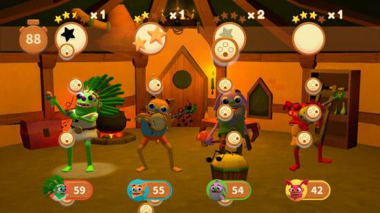 わいわい楽しめるパーティーゲーム「ペトゥーンパーティー」、SwitchとPS4で発売