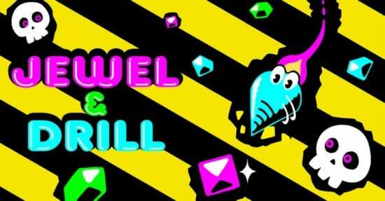 Facebookで遊べるカジュアルゲーム「Jewel And Drill」リリースのお知らせ