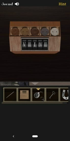 おしゃれな部屋が舞台の謎解き脱出ゲーム「Vintage」