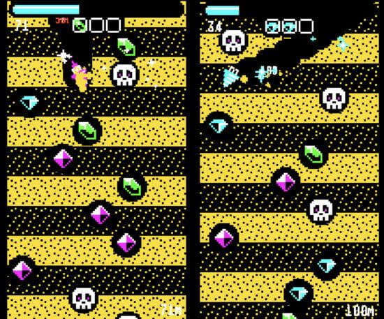ドリルを操作して下に進め!Facebookで遊べるカジュアルゲーム「Jewel And Drill」がリリース!