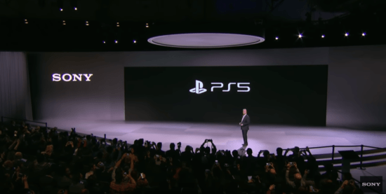 ソニー、「プレイステーション 5」のロゴを公開!「PS」の2文字に美しく描かれた「5」のデザイン