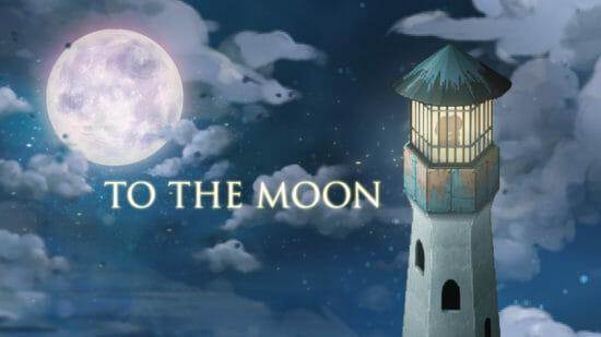 「To the Moon」スイッチ版が1月16日に配信、月へ行きたい老人の夢を叶える物語