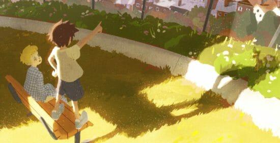 「ポケモン剣盾」オリジナルアニメ「薄明の翼」第1話公開!ガラル地方に暮らす若者たちの物語
