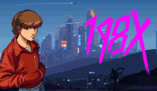 1980年代のゲームシーンへタイムスリップ!「198X」スイッチにて1月23日配信へ