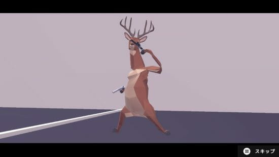 ほんとに普通のシカなの!?「ごく普通の鹿のゲーム DEEEER Simulator」Steamにてアーリーアクセス版配信