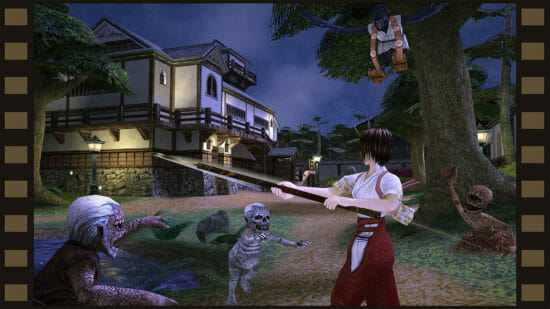 「吾妻邸くわいだん」1月31日Steamに登場!昭和初期の日本の屋敷を探索する3Dアクション