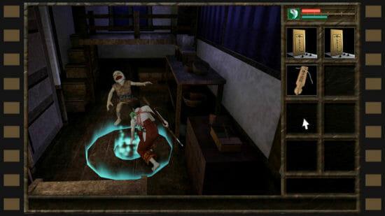 昭和初期の屋敷を探索するアクションゲーム「吾妻邸くわいだん」がSteamにて配信開始